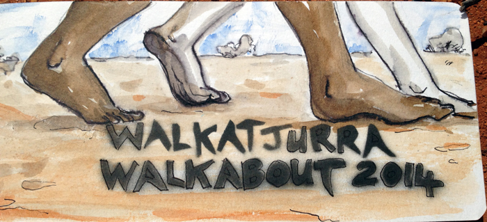 Walkatjurra Walkabout 2014